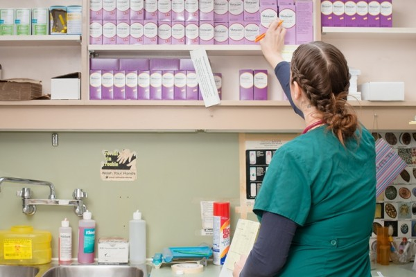 We carry a large selection of pharmaceuticals to keep your furry friends in tip-top shape.